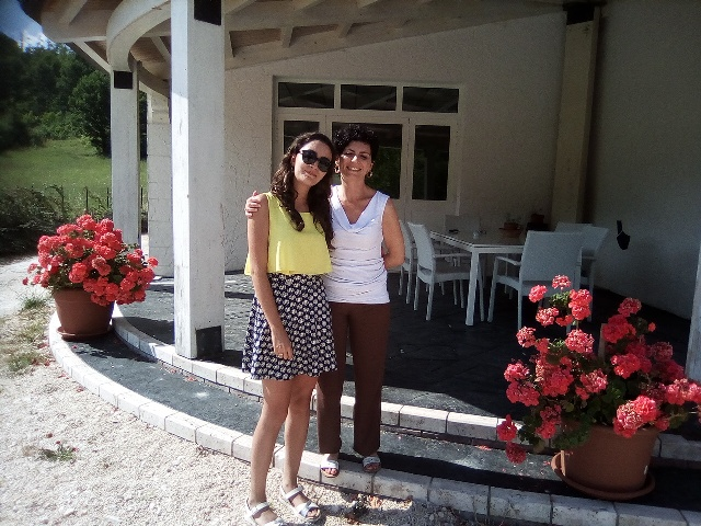 Sannio sapori, Alessandra e Anita